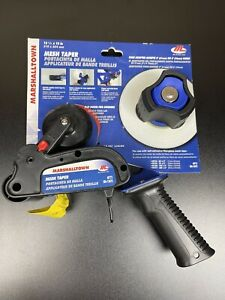 Marshalltown MT72 Plaster Board Drywall Scrim Mesh Taper Tape Gun Dispenser NEW
