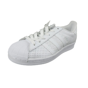 Adidas Superstar FV2829 Mens Shoes White Originals Sneakers Leather Casual
