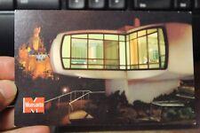 Disneyland California Monsanto Home Of The Future At Night Postcard 1960'S