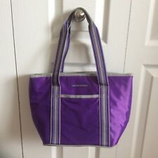 California Innovations Insulated Tote Bag Lunch Food Drinks Purple
