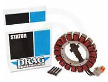 DRAG SPECIALTIES HARLEY DAVIDSON ALTERNATOR STATOR GENERATOR 1981-1988 FX FL
