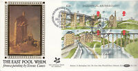 BENHAMS. BLCS44. 1989  INDUSTRIAL ARCHAEOLOGY FIRST DAY COVER,