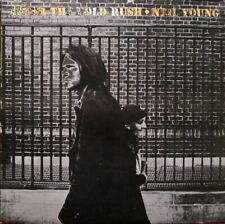 Neil Young 'After The Gold Rush' Lp w/Lyric Poster - M-/Vg+