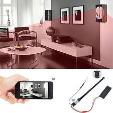 Z7S HD 1080P Spy Camera Mini DIY Module Wifi 24H Remote Monitor Night Vision US