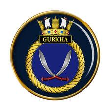 HMS Gurkha, Royal Navy Pin Badge