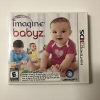 Imagine Babyz 3DS Game Nintendo Complete