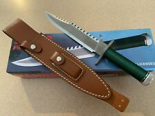 RAMBO FIRST BLOOD FIXED BLADE KNIFE