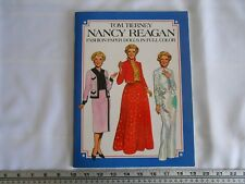 Vintage Nancy Reagan Paper Dolls By Tom Tierney 1983 Edition Uncut