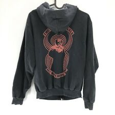 The Black Angels Rock Band Zip Up Hoodie Sweatshirt Psychedelic Rock Small G5A
