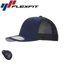 Flexfit Mesh Trucker Baseball Cap L/XL Navyblau