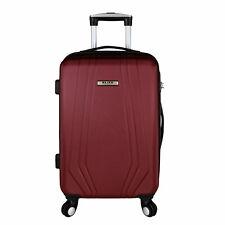"""Elite Luggage Paris 22"""" Carry On Hardside Anti-Theft Spinner Luggage Set"""