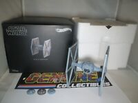 "Star Wars The Empire Strikes Back ""Hot Wheels"" TIE FIGHTER Die-Cast Vehicle"