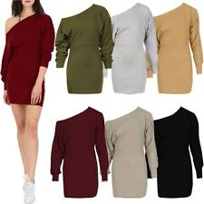 Casual Dresses for Women with Batwing Sleeve