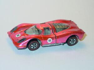 HOT WHEELS REDLINE US PORSCHE 917 -Hot Pink Spectraflame NICE!