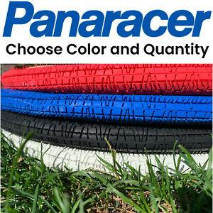 Panaracer HP406 20x1.75 Slick Skinwall Bike Tire Black White Blue Red Freestyle