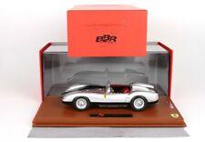 Ferrari 250 TR58 Testarossa  mit Vitrine  Limitiert auf 100 Stück BBR 1:18  NEU