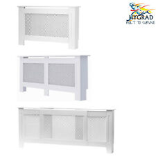 Modern Radiator Cover Wall Cabinet Wood MDF Grill Shelf Traditional Furniture UK