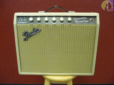 Fender Limited Ed. 65' Princeton Reverb Tan Wheat Gold, w/Celestion G10 Speaker