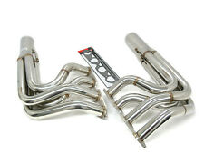 OBX Mid Tube Exhaust Headers for 1965 to 1972 Chevy Big Block 396 427