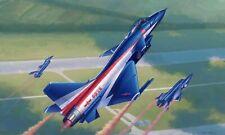 Trumpeter 02857 - 1:48 PLA J-10AY Vigorous Dragon-Ba Yi Aerb.T. - Neu