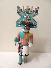 """Vintage Native American Hopi Kachina Palik Mana Butterfly 2nd Mesa 1940s? 15"""""""