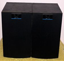 KEF Q10 UNI-Q 2-WAY SPEAKER SYSTEM 100W BLACK MADE IN ENGLAND