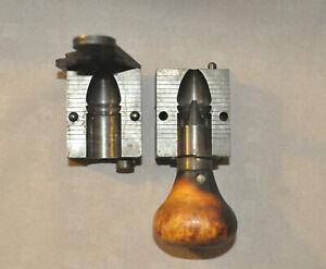 Lyman # 577611 Single Cavity Hollow Base Minie Ball Mould Mold - RARE !