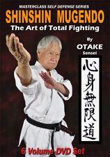 Shinshin Mugendo Karate (6 Dvd Set) by Otake Sensei