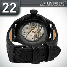 UHRENBAND DIVER Armband Taucheruhren wasserfest PU 22mm