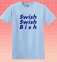Swish Bish Katy Perry Nicky Gift Tour Design T-Shirt Men Unisex Women Fitted