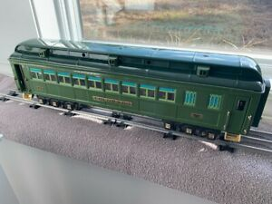 MTH Tinplate Traditions Electric Train # 413 State Car Coach COLORADO 10-1078B