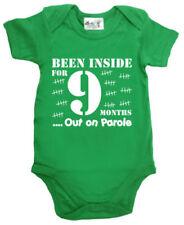 Vestiti per tutte le stagioni verde per bambino da 0 a 24 mesi 100% Cotone