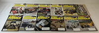 lot of 12 hot rod magazines~ STREET RODDER 2007-2008