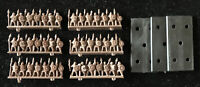 Games Workshop Battle Of The Five Armies RPG Elf Spearmen x6 Strips & Bases RARE