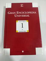 Gran Enciclopedia Universal Volumen 1 El Mundo 2004 - LIBRO Español - 2T