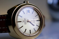 CERTINA DS-3 Automatic 20M Gold *Near NOS 1978*