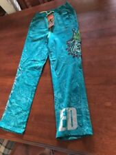 Ed Hardy 👖 Tracksuit Pants Boys Size L Fits  10 11 Or 12 Years Old Boy