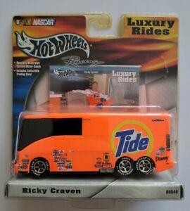 2002 - NASCAR Hot Wheels Luxury Rides  #32 Ricky Craven Tide Ride.