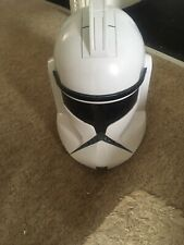 star wars first order stormtrooper helmet RARE COLLECTABLE See More