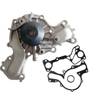 Pajero Water Pump Mitsubishi NF NG NH NJ NK 88-97 6G72-S2 3.0L V6 Engine Coolant