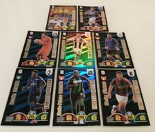 FULL SET 7 LIMITED EDITION + CARD INVINCIBILE PANINI ADRENALYN 2018/19