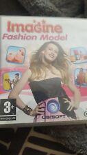 Imagine Fashion model Nintendo DS game