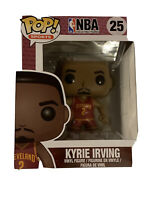 NBA Cleveland Cavaliers FUNKO POP! Basketball Kyrie Irving Vinyl Figure #25