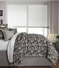 Moderne Noble Excellence Bijoux Geometric Linen FULL/QUEEN Comforter Mini Set