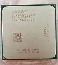 AMD FX-4300 3.8GHz Quad-Core (FD4300WMHKBOX) Processor