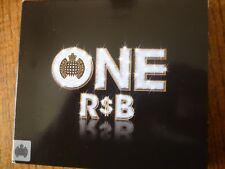 3 CD BOXSET - ONE - R & B - Ministry of Sound [2012]