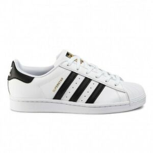 Adidas Superstar EG4958 Uomo Bianco Nero