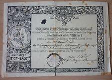 Preussen, Urkunde 1870/71