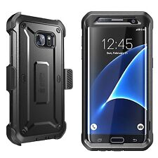 Samsung Galaxy S7 Edge Case SUPCASE Unicorn Beetle Full-body Rugged Protective