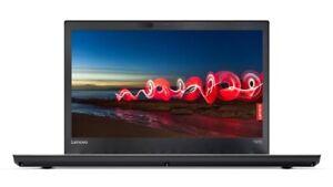 Lenovo ThinkPad T470 i7 7600U 16 GB RAM 256 GB SSD HD LCD 2 Akku EU Tastatur